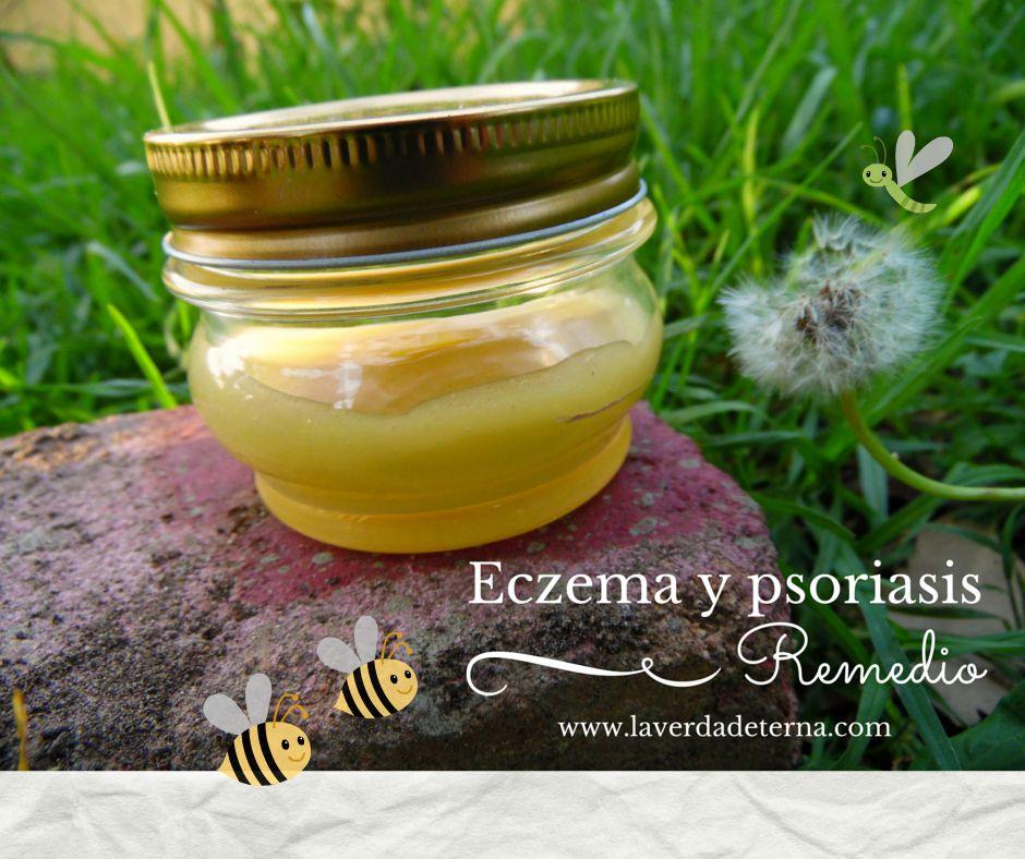 Remedio para eczema y psoriasis